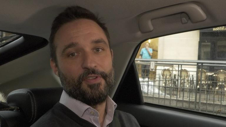 PE Car – Benoit Leguet