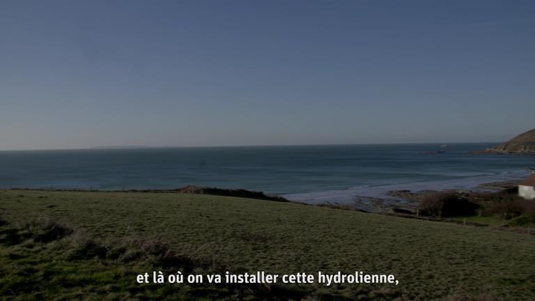 Hydroliennes OpenHydro